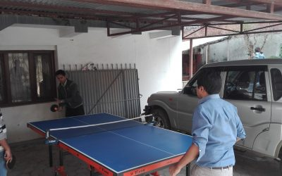Table-Tennis for fun and fitness