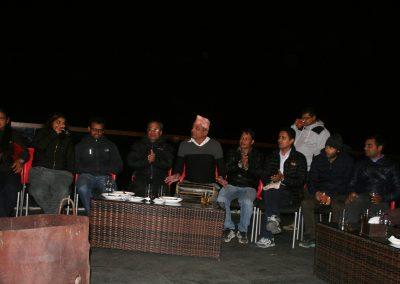 SWN Retreat Program 21 November 2017, Nagarkot