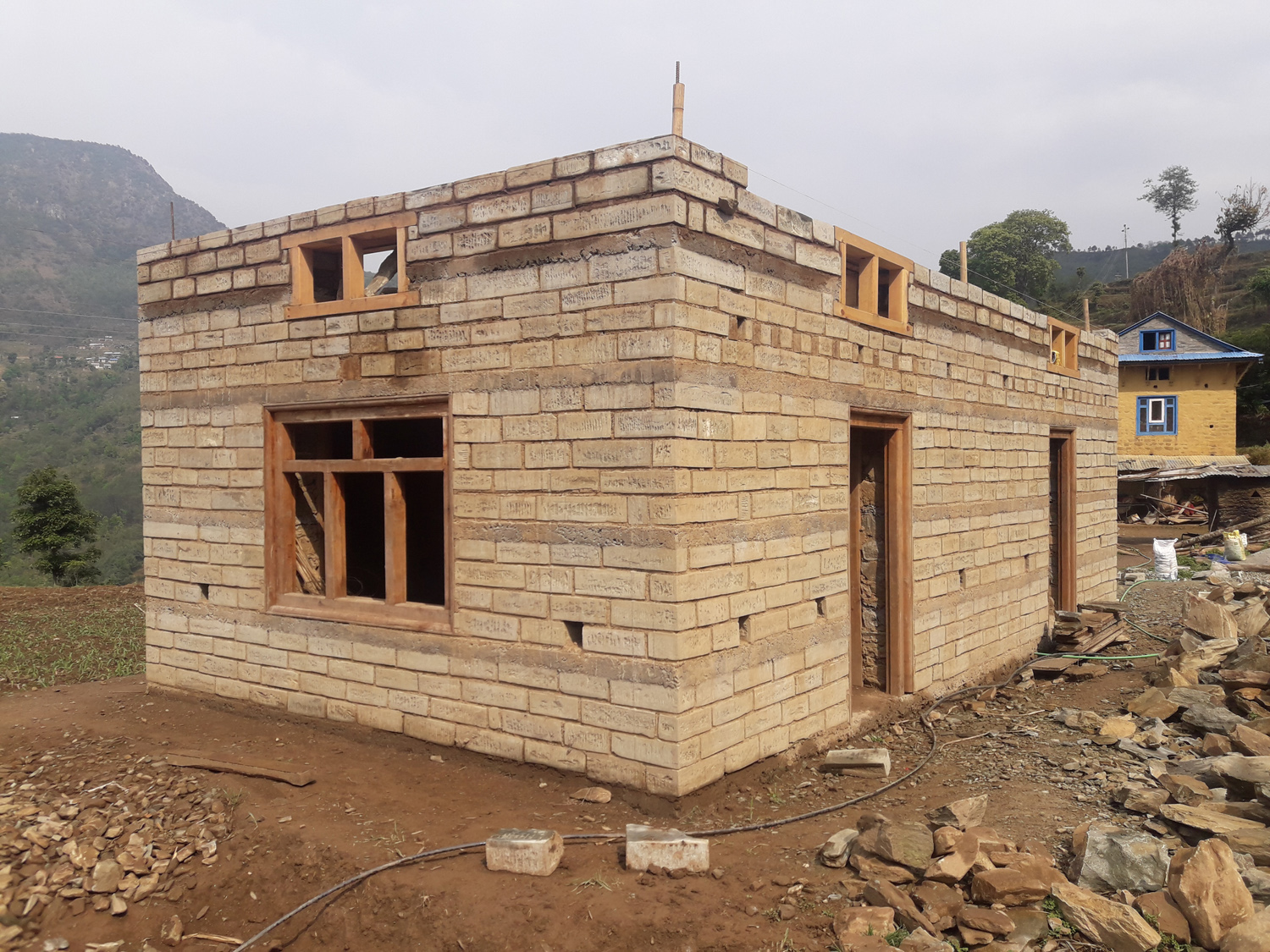 Retrofit services in Nepal